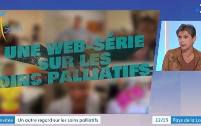Une web série humoristique sur les soins palliatifs